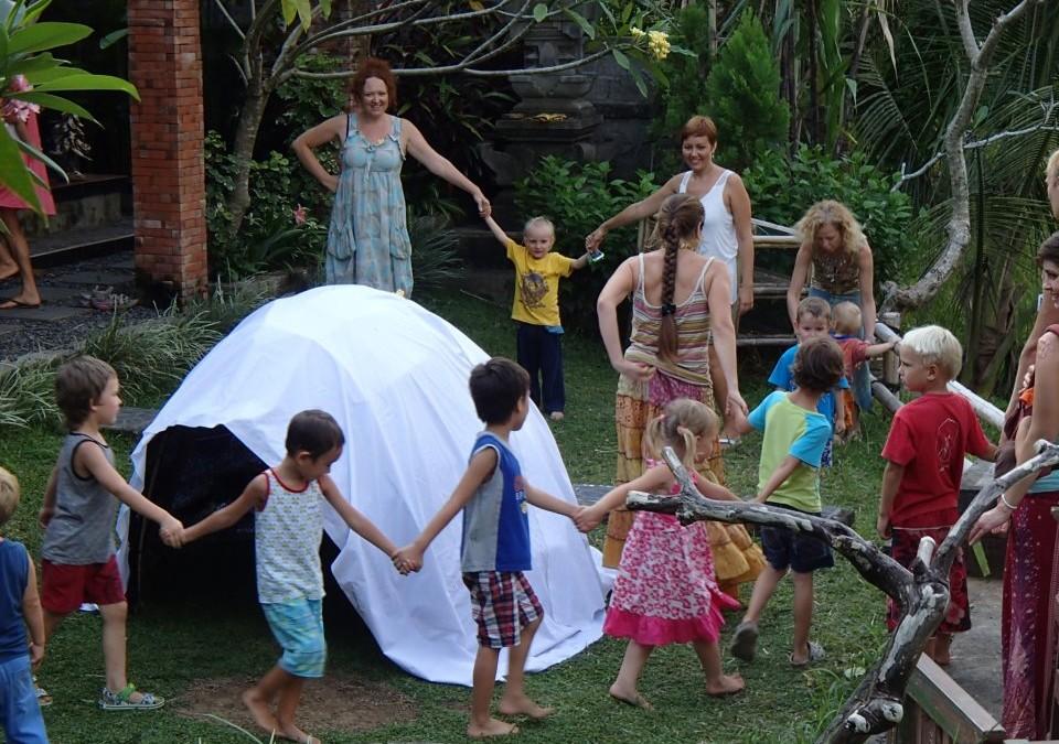 Празднуем Пасху на Бали