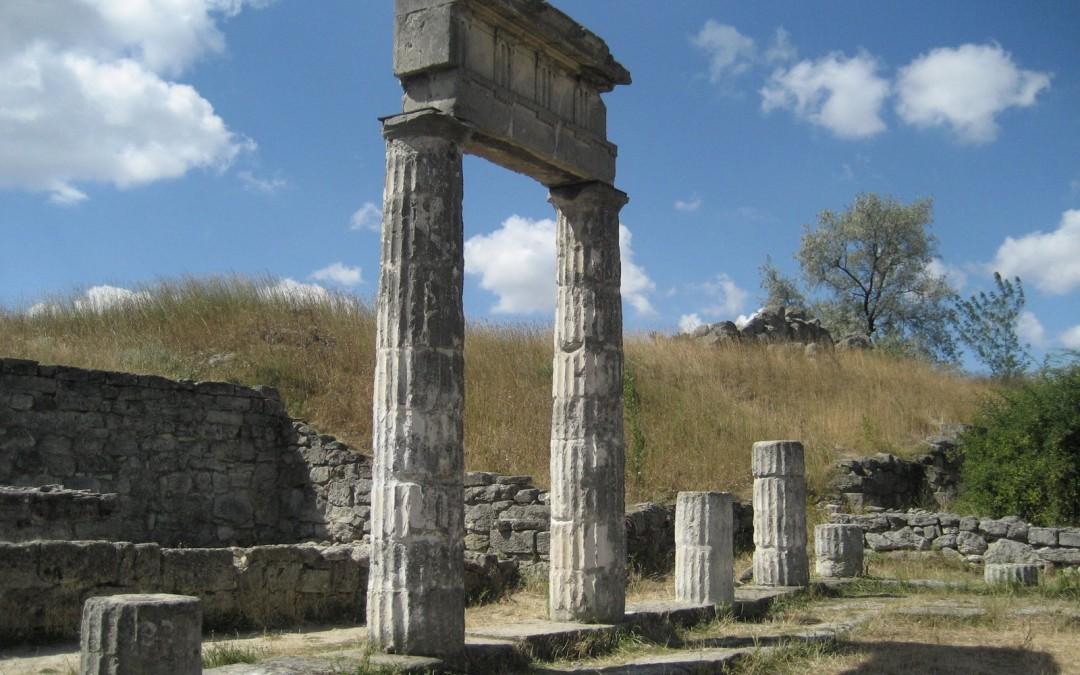 Греческая экспедиция в Крым
