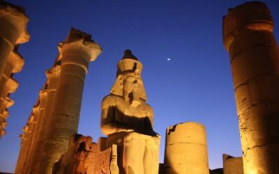 Египетская экспедиция, апрель 2015