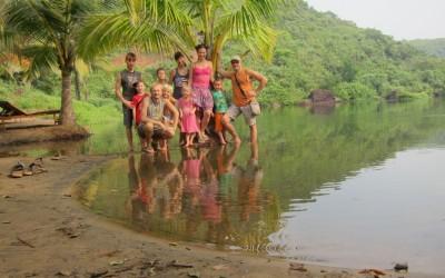 Африка: Неделя Масок, отчет