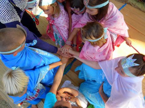 Детский сад в Гоа - Рыцари и Принцессы