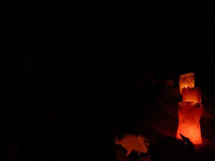Зернышко: гномы и праздник фонариков