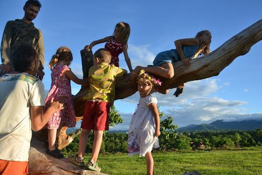 школа в Гоа - Образование в путешествии