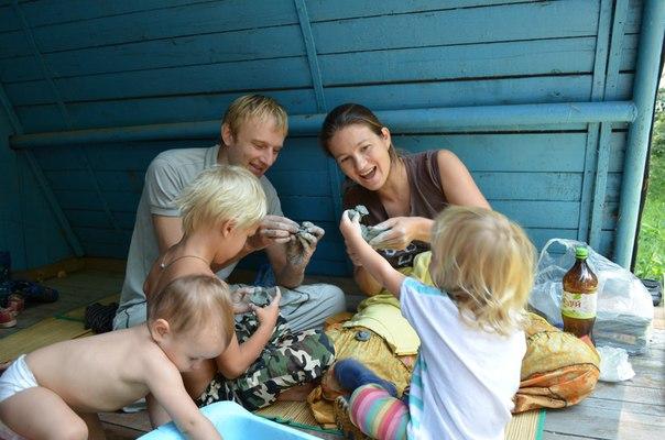 Семейный лагерь Пространство любви — отчет
