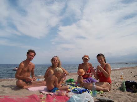 семейный лагерь на Иссык-Куле CoolKids2013