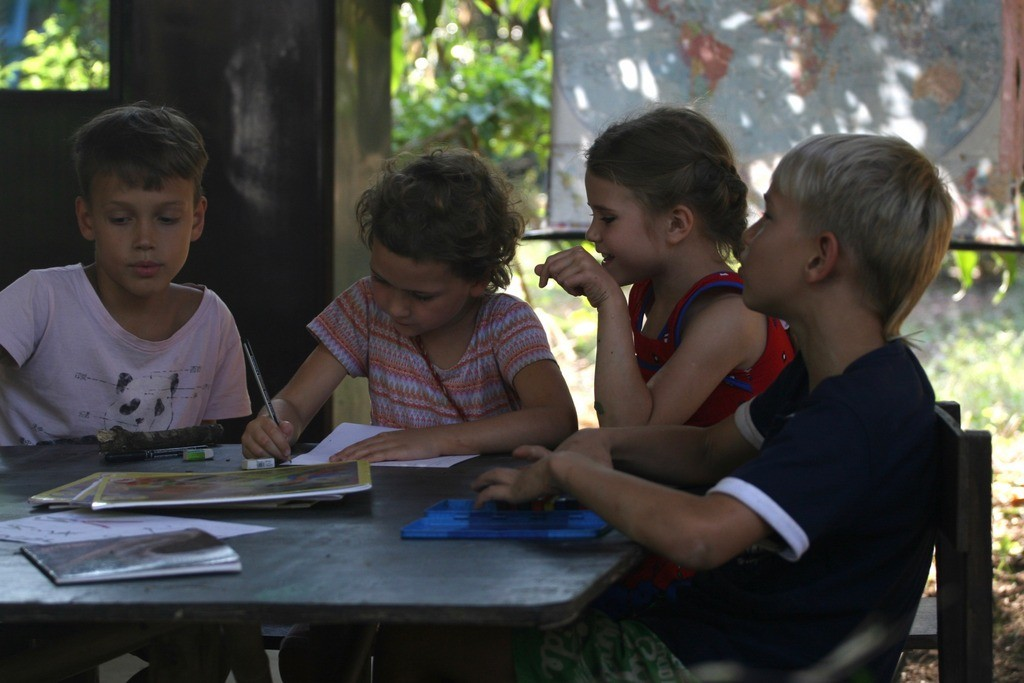школа в Гоа, Арамболь