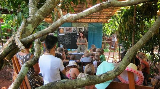 Альтернативное образование на природе, в лесу, у озера