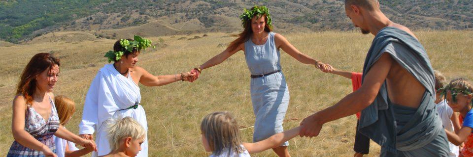 Вальдорфский семейный лагерь, 1-5 июня 2015, Крым