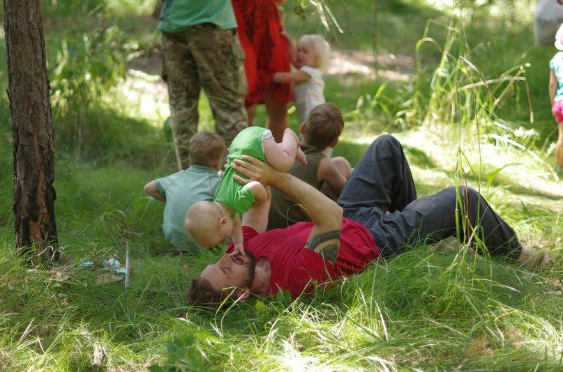 Семейный лагерь Во лузях — отчет