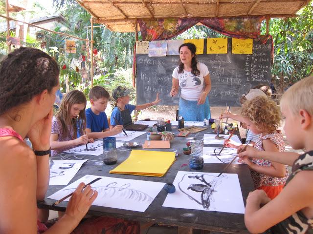 занятия для детей мандрем