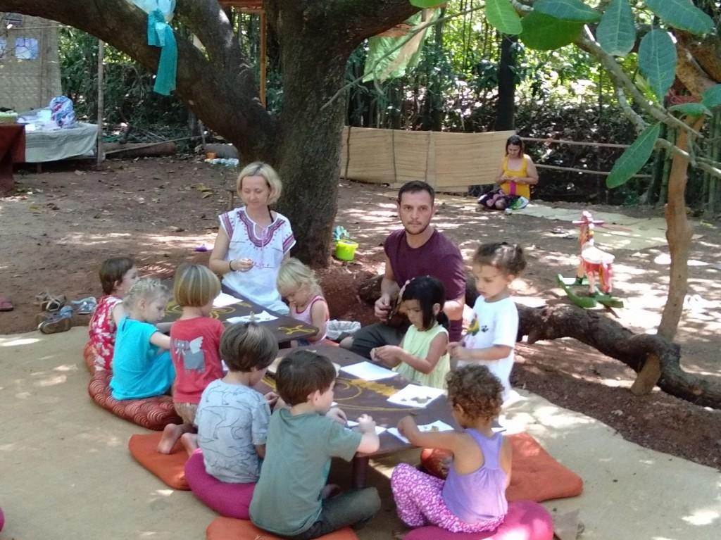 детский сад Гоа